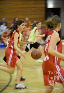 Girls Varsity Basketball  - March 11, 2014