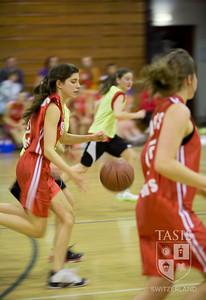 Girls Varsity Basketball  - March 11, 2014