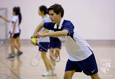 NISSA Doubles Badminton Tournament