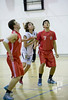Boys Varsity Basketball vs. Lugano - March 13, 2014