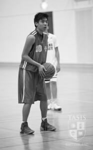 Boys Varsity Basketball vs. Lugano - March 13, 2014