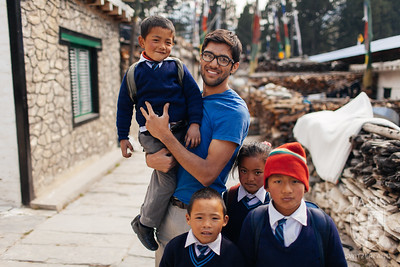 Global Service Learning - Nepal