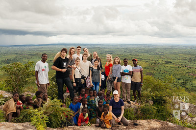 Ethical Food Malawi trip to the Freedom Garden - Spring Academic Travel 2014 - Photograph by Milo Zanecchia '08