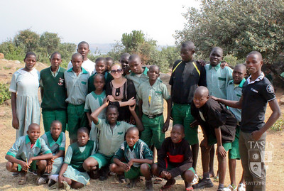 WISER - Global Service Program trip to Kenya - Photograph by Raina Haynes-Klaver '14