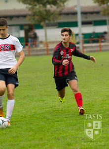 TASIS Boys Junior Varsity vs. International School of Milan - October 9, 2013.