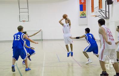 TASIS JV Boys Basketball Tournament - January 18, 2014