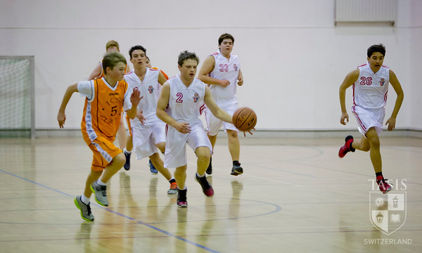 TASIS Boys Junior Varsity Basketball