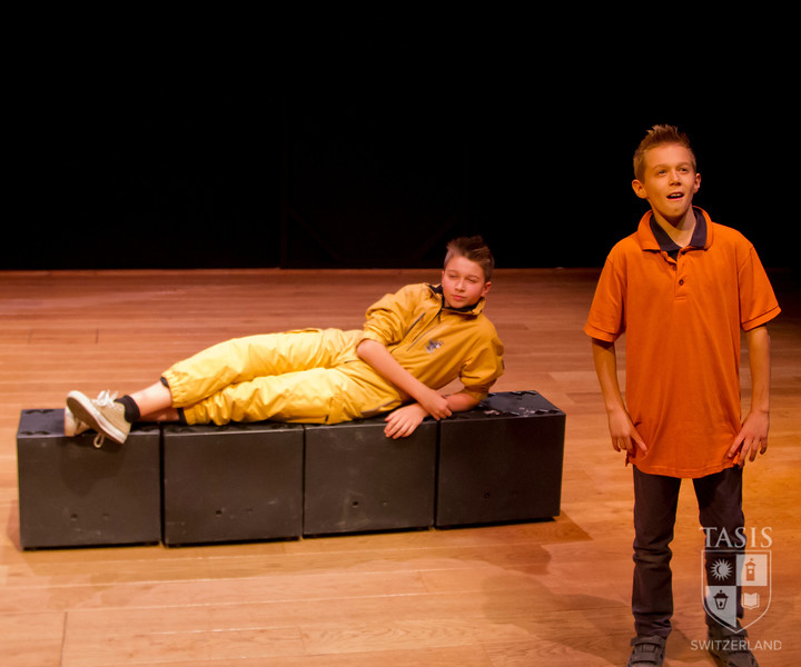 TASIS Middle School Drama Workshop