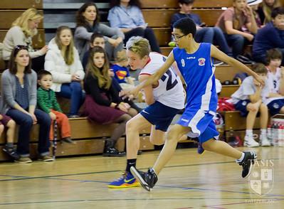 MS Boys Basketball - March 8, 2014