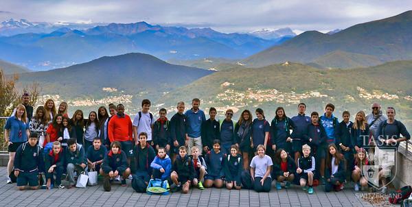 8th Grade Class Hike - San Salvatore