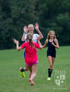 MS Girls Soccer vs Faculty (October 2, 2013)