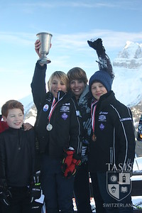 Middle School Ski Team