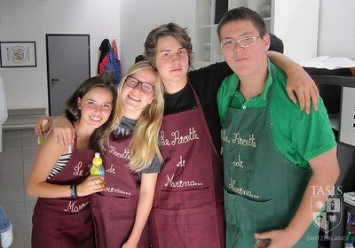 Cooking classes!