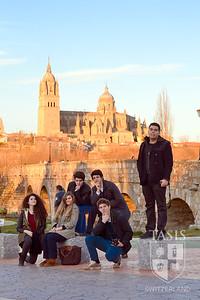 Salamanca, Spain (Spanish Homestay)