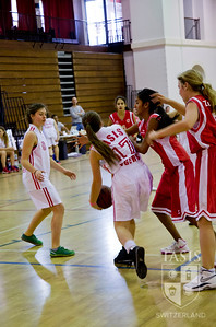 TASIS Girls JV Basketball