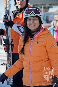 TASIS High School Ski Week 2014