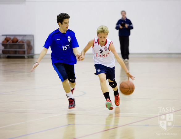 TASIS Middle School NISSA Basketball Tournament