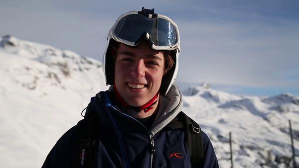 Ski Week 1