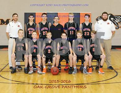IMG_6247 OGMS Eighth Grade Boys Basketball Team 10x13 copy