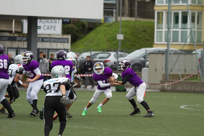 2013; AFBÖ; Raiders Tirol; American Football; Vienna Vikings; U13; Youth