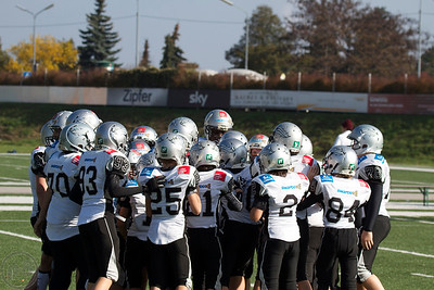 2013; AFBÖ; Raiders Tirol; American Football; Playoff; Vienna Vikings; U13; Youth