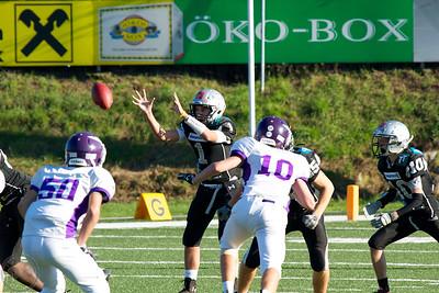 2013; AFBÖ; Raiders Tirol; American Football; Playoff; Vienna Vikings; U15; Youth