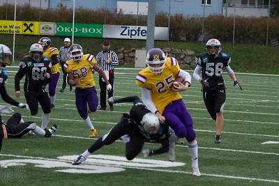 2013; AFBÖ; Raiders Tirol; American Football; Bowl; Vienna Vikings; U17; XX; Youth