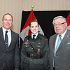 Mr. LeBlanc & daughter (Fille) Julie Leblanc (NB) & Terry Whitty