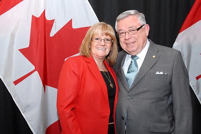 Terry Whitty & Sandra Clarke