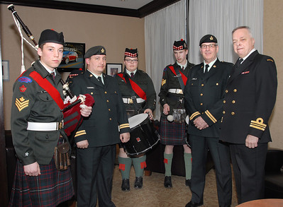 #57 Stormont, Dundas and Glengarry Highland Cadet Corps, Hawkesbury, Ontario