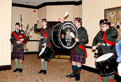 #57 Stormont, Dundas and Glengarry Highland Cadet Corps, Hawkesbury, Ontario Pipes and Drums