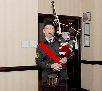 Piper / Cornemusier   #57 Stormont, Dundas and Glengarry Highland Cadet Corps, Hawkesbury, Ontario