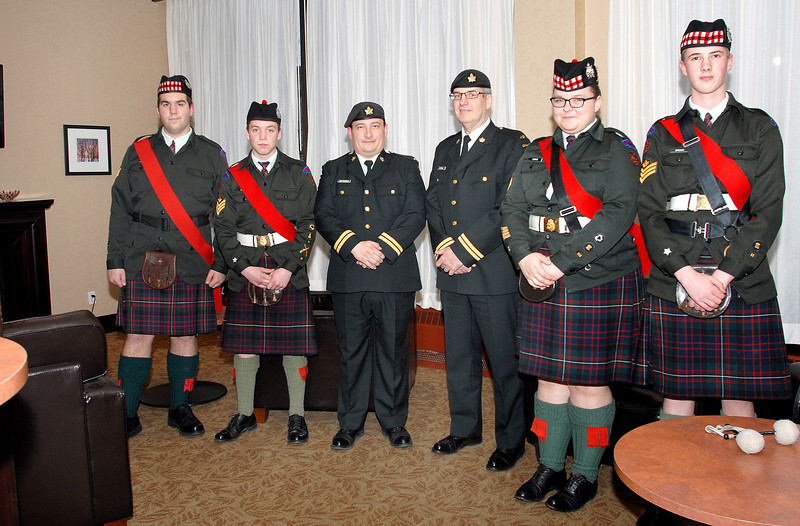 #57 Stormont, Dundas and Glengarry Highland Cadet Corps