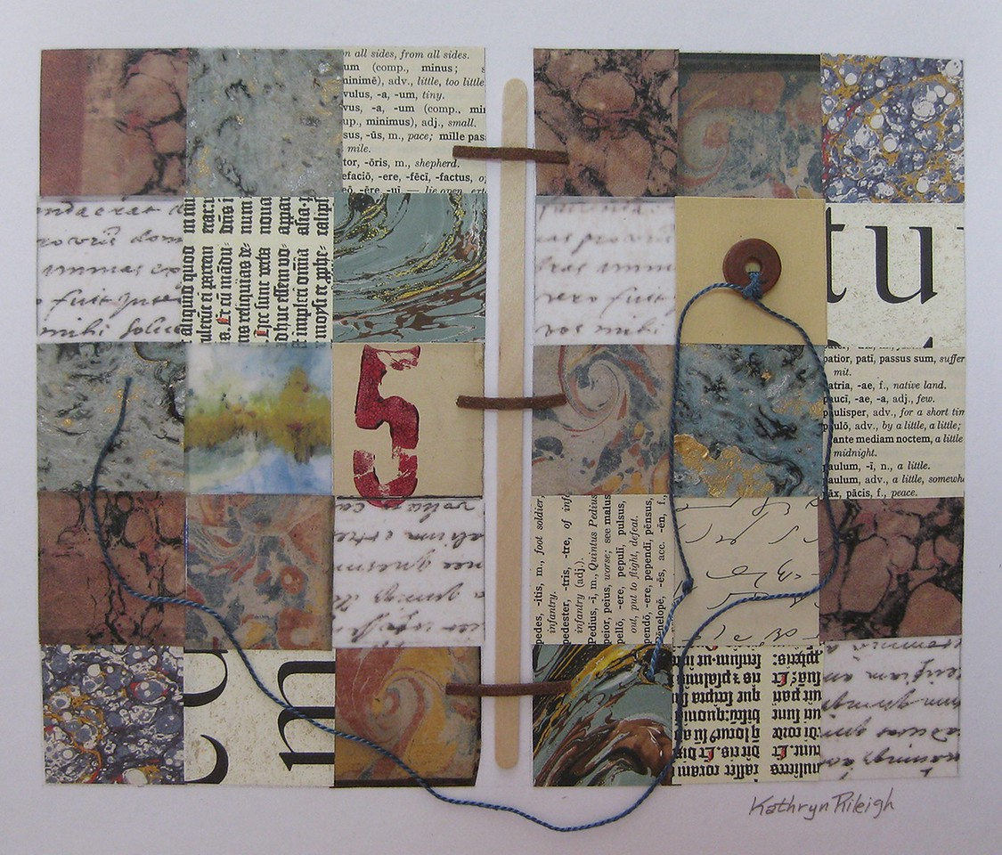 Quilted Book: 5