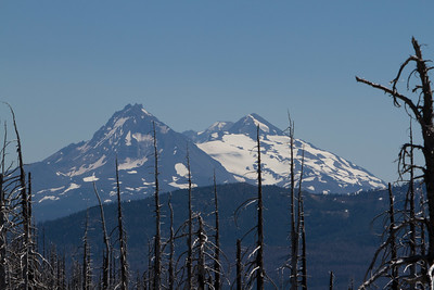 20130720 Three Fingered Jack Hike