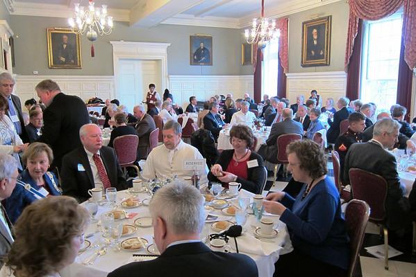 2013 Annual Meeting - February 23rd - Harvard Club of Boston