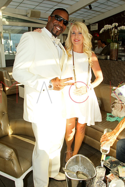 Kim Cameron Hosts The Retro Wednesday Celebrity Sunset Happy Hour