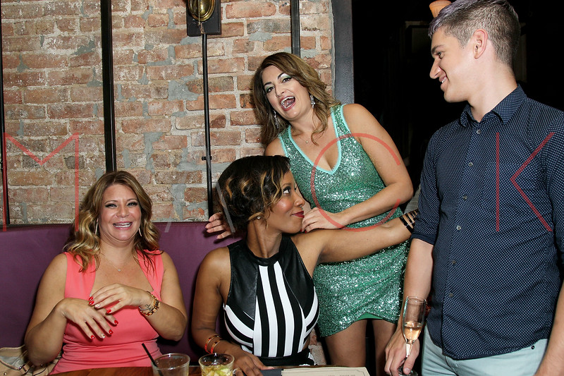 "Karen Gravano Visits ""On The Spot With Dr. G"""