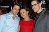 New York, NY - February 06: Prince Lorenzo Borghese, Georgina Bloomberg and Jeff Krauss at the 1 year anniversary of Animal Aid at RSVP Lounge on Wednesday, February 6, 2013 in New York, NY.  (Photo by Steve Mack/S.D. Mack Pictures)