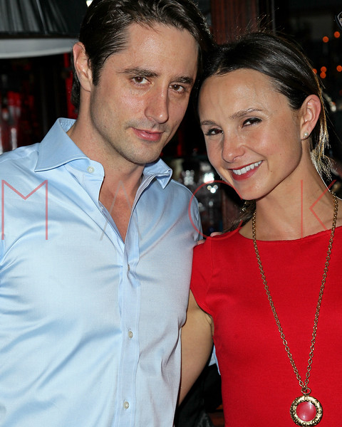 New York, NY - February 06: Prince Lorenzo Borghese and Georgina Bloomberg at the 1 year anniversary of Animal Aid at RSVP Lounge on Wednesday, February 6, 2013 in New York, NY.  (Photo by Steve Mack/S.D. Mack Pictures)