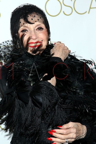 NEW YORK, NY - FEBRUARY 24:  Liliane Montevecchi attends the 85th Academy Awards Official New York City Viewing Party on February 24, 2013 in New York City.  (Photo by Steve Mack/S.D. Mack Pictures)