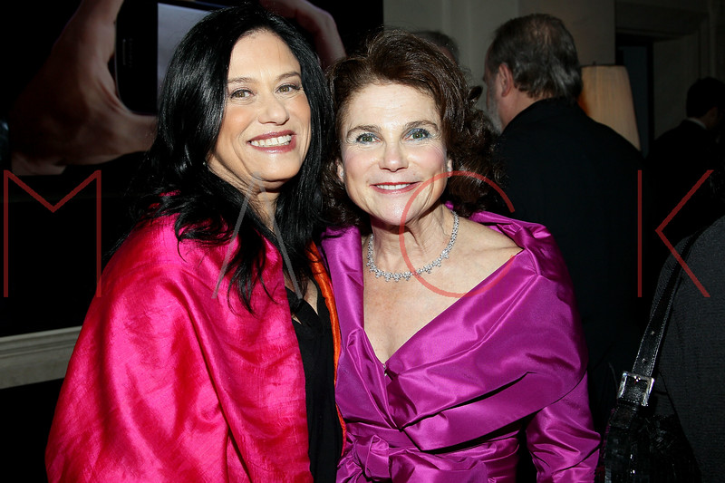 NEW YORK, NY - FEBRUARY 24:   Director Barbara Kopple and Tovah Feldshuh attend the 85th Academy Awards Official New York City Viewing Party on February 24, 2013 in New York City.  (Photo by Steve Mack/S.D. Mack Pictures)
