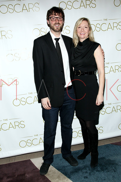 NEW YORK, NY - FEBRUARY 24:  David Nugent and Anne Chaisson attend the 85th Academy Awards Official New York City Viewing Party on February 24, 2013 in New York City.  (Photo by Steve Mack/S.D. Mack Pictures)