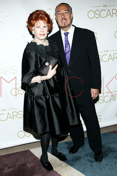NEW YORK, NY - FEBRUARY 24:  Arlene Dahl and Marc Rosen attend the 85th Academy Awards Official New York City Viewing Party on February 24, 2013 in New York City.  (Photo by Steve Mack/S.D. Mack Pictures)