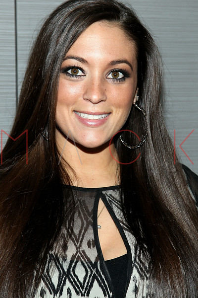 New York, NY - February 07: Samantha Giancola at the Grand Opening of Lasio Salon hosted by Melissa Gorga at Lasio Salon on Thursday, February 7, 2013 in New York, NY.  (Photo by Steve Mack/S.D. Mack Pictures)