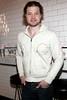 "New York, NY - February 25: Brandon Ruckdashel at ""Gravedigger""  Movie filming on location at Whitmans Restaurant on Monday, February 25, 2013 in New York, NY.  (Photo by Steve Mack/S.D. Mack Pictures)"