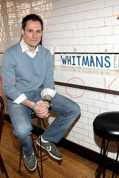 """New York, NY - February 25: Keith Collins at """"Gravedigger""""  Movie filming on location at Whitmans Restaurant on Monday, February 25, 2013 in New York, NY.  (Photo by Steve Mack/S.D. Mack Pictures)"""
