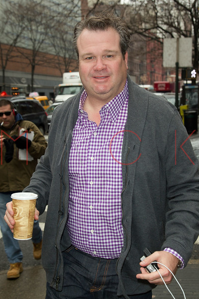 New York, NY - February 05: Eric Stonestreet at Live with Kelly and Michael at Live with Kelly and Michael on Tuesday, February 5, 2013 in New York, NY.  (Photo by Steve Mack/S.D. Mack Pictures)