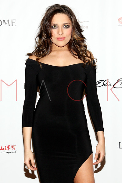 """NEW YORK, NY - FEBRUARY 16:  Rachel Filsoof attends NY Couture Fashion Week Debuts """"Broadway Night""""at New Yorker Hotel on February 16, 2013 in New York City.  (Photo by Steve Mack/Getty Images)"""