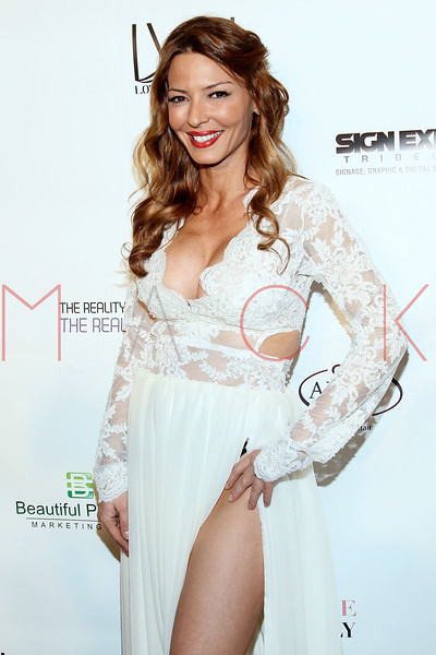 """NEW YORK, NY - FEBRUARY 09:  Drita D'Avanzo attends the """"The Reality Of Fashion, The Reality Of AIDS"""" Benefit - 2013 Mercedes-Benz Fashion Show at Altman Building on February 9, 2013 in New York City.  (Photo by Steve Mack/S.D. Mack Pictures)"""